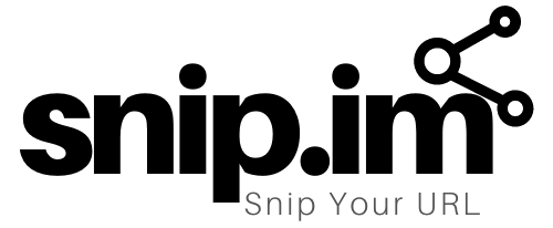 SNIP.IM | SHRINK YOUR URL